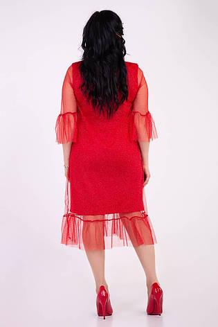 Эффектное нарядное платье , фото 2