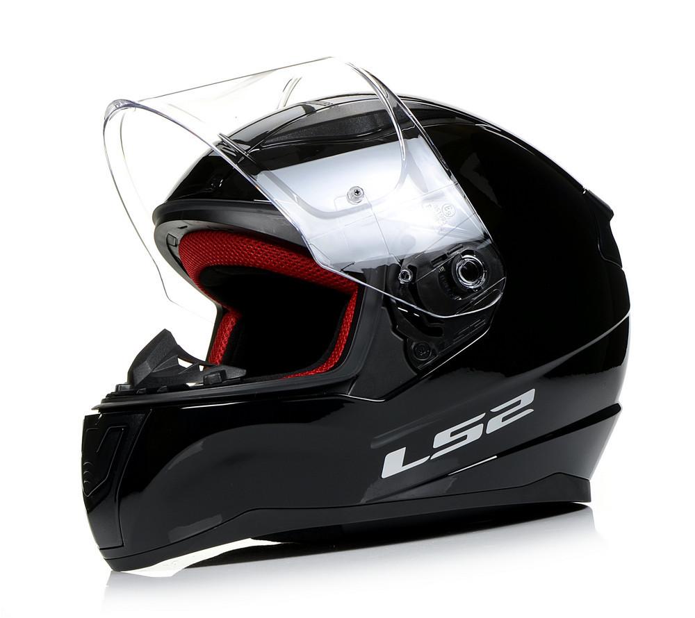 Мото шлем  LS2 FF353 RAPID BLACK