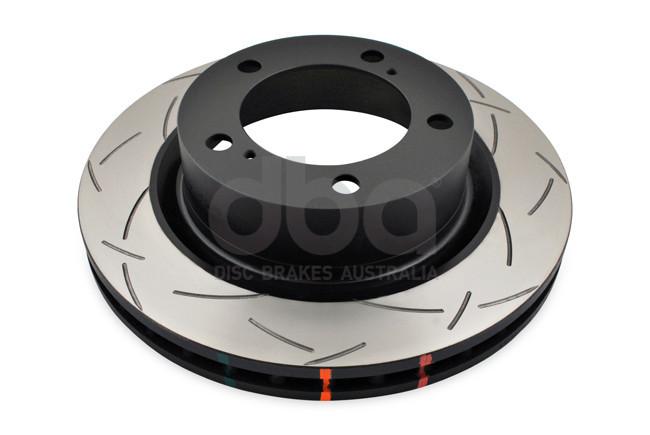 Диск тормозной передний DBA 42739S ClubSpec 4000 T3  для Lexus RX350