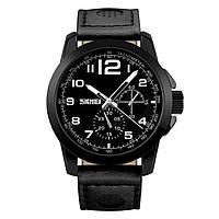 Часы Skmei 9111 Black BOX (9111BOXBK)