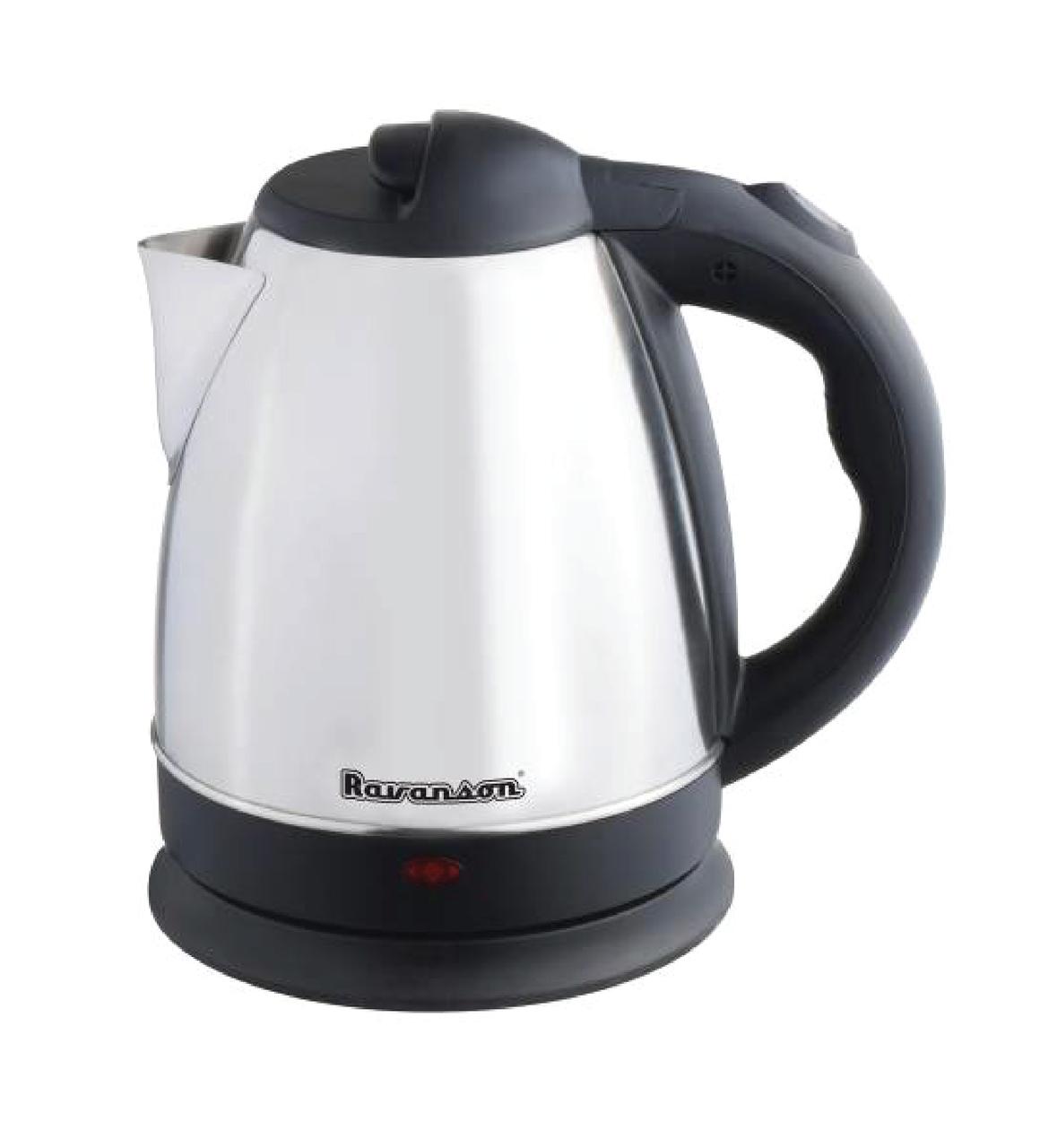 Електричний чайник 1.8 л Ravanson