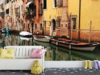 """Фотообои """"Лодки в Венеции"""", фото 1"""