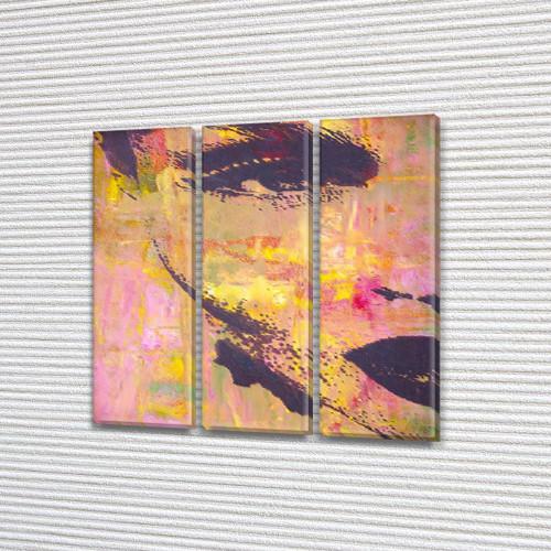 Модульные картины купить украина на Холсте, 95x95 см, (95x30-3)