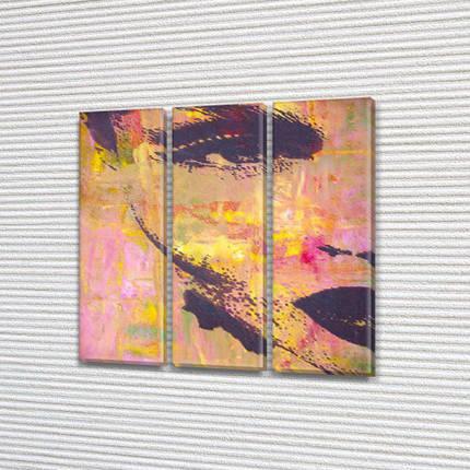 Модульные картины купить украина на Холсте, 95x95 см, (95x30-3), фото 2