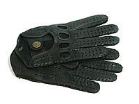 Перчатки автомобильные женские Alpa Gloves 075-15 кожаные размер 7