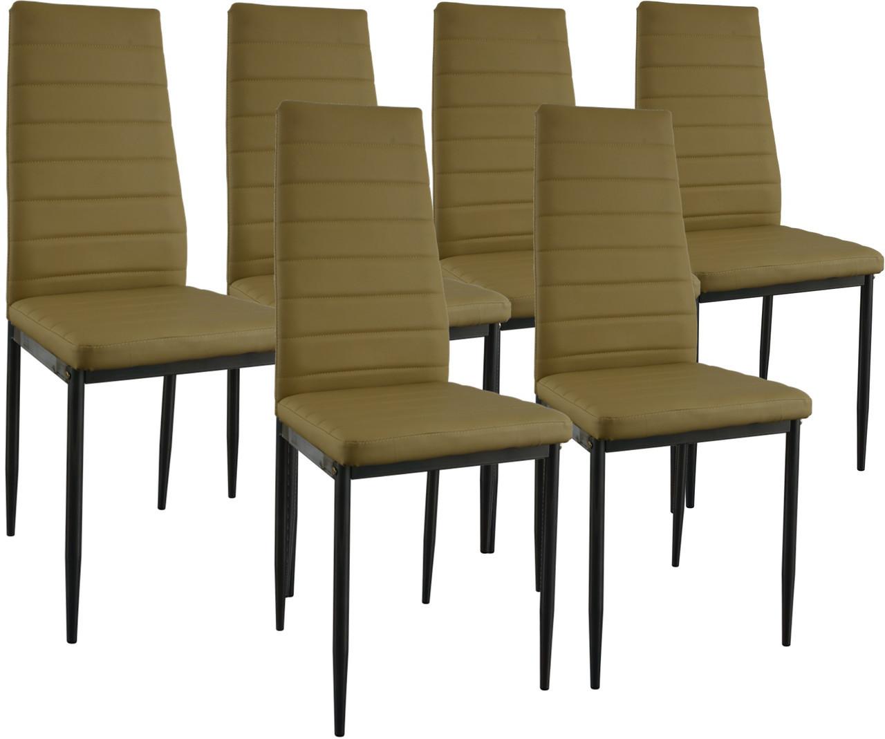 Набор 6 стульев Dankor Design LUCKY