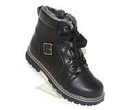 Зимние подростковые ботинки для мальчика , фото 1