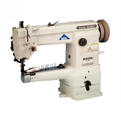 1-игольная рукавная швейная машина MIK 2605 с СЕРВОМОТОРОМ !!!