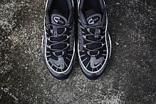 Мужские кроссовки Nike Air Max 98 Black Anthracite AO9380-001, Найк Аир Макс 98, фото 3