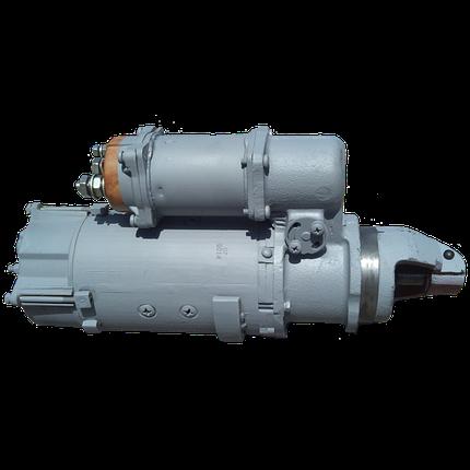 Стартер КАМАЗ Z=10 8,2 кВт, фото 2