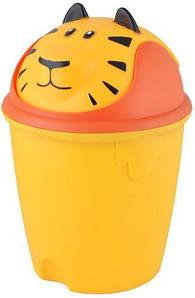 Мусорный ящик - тигр
