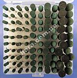 Набор резиновых шарошек для гравера 100 шт, фото 2
