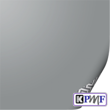 Серибристая глянцевая пленка KPMF Silver К88911
