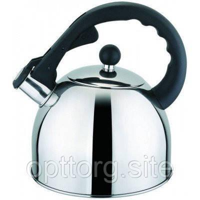 Чайник со свистком 2,5 л GUSTO GT-1403-25
