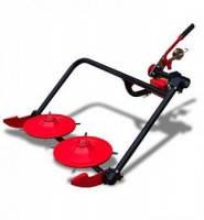 Навеска-косилка роторная ременная для мотоблока FORTE (с воздушным охлаждением)