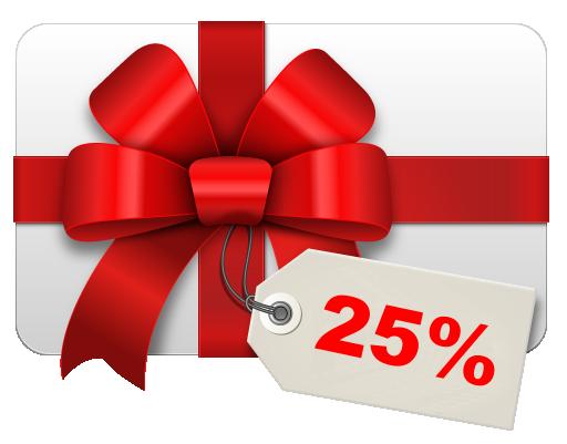 Знижки до 25%!!!!!!!!