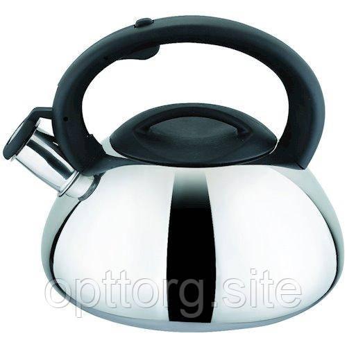 Чайник со свистком 3 л GUSTO GT-1406-30