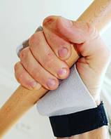 Удобные кожаные перчатки для подтягивания, кроссфита, гимнастики, фото 1