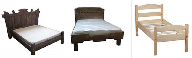 Кроваті вінтажні