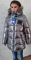 Куртка зимняя СЕРЕБРО, фото 2