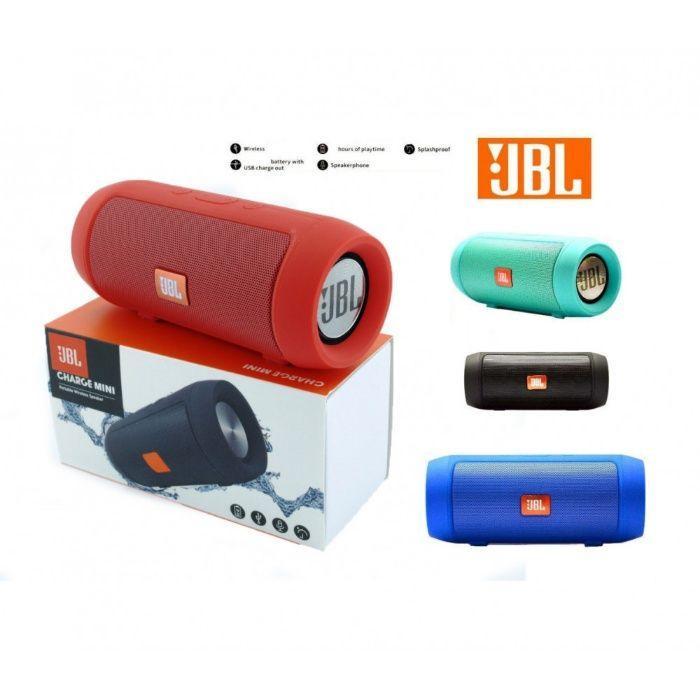 Портативная Bluetooth колонка JBL CHARGE MINI 5 Вт