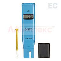 HI 98303 Кондуктометр карманный DiST 3 (EC), Hanna