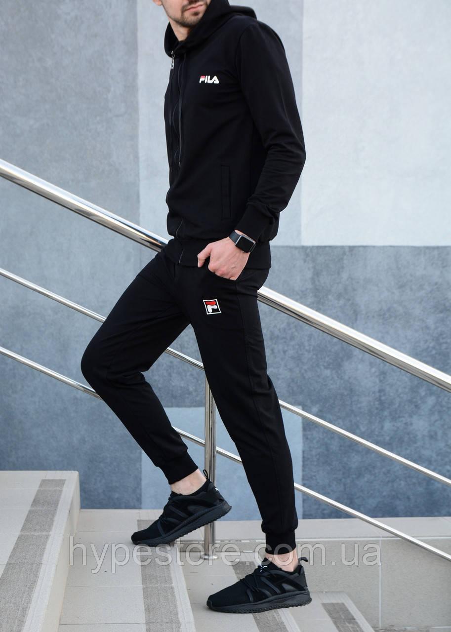 ... Мужской спортивный костюм с капюшоном, чоловічий спортивний костюм  Fila, Реплика, ... 3902ec49801