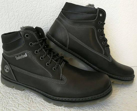 Зимові чоловічі черевики великого розміру Timberland репліка e7cf876040f7b