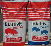 Blattivit Mix Mast 15-10% Рост Финиш для Свиней