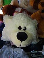 Подушка мягкая игрушка на липучке Мишка  медведь трансформер 2 в 1 ,размеры 43*43, фото 10