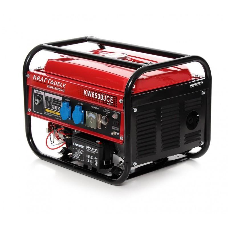 Генератор 2500W / 230V / 6.5 KM   KD115