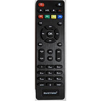Word Vision T61M/ T62A/M/D/N T63 T70 DVB-T2 пульт