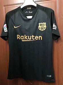 Игровая тренировочная футболка  Барселона , ТОП качество, сезон 2018/19