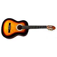 Классическая гитара BANDES CG 851 3TS39 дюймов 4/4 с нейлоновыми струнами