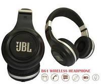 Беспроводные наушники Bluetooth JBL B61 очень громкие   бас   microSD 94c46b4c3441a