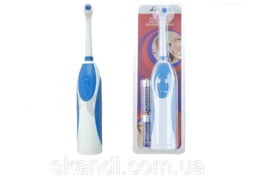 Зубная щетка электрическая для взрослых и детей