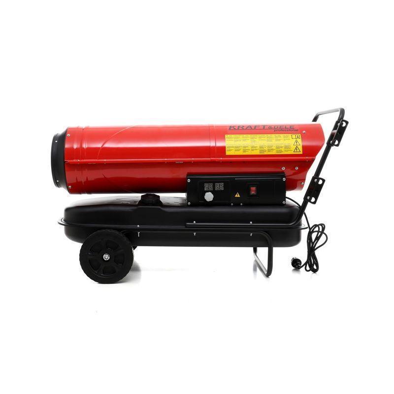 Дизельная тепловая пушка 65kW  Kraft&Dele KD11713