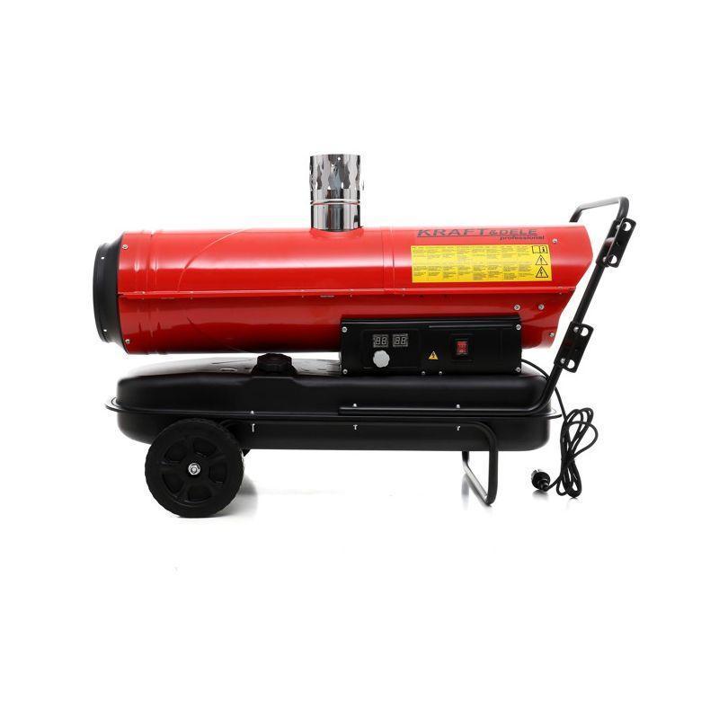 Дизельная тепловая пушка 35 кВт  Kraft&Dele KD11714
