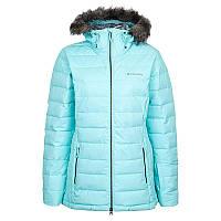 Куртка лыжная Columbia женская ASH MEADOWS™ JACKET мятная 1780471-320 f070ac96ef2d5