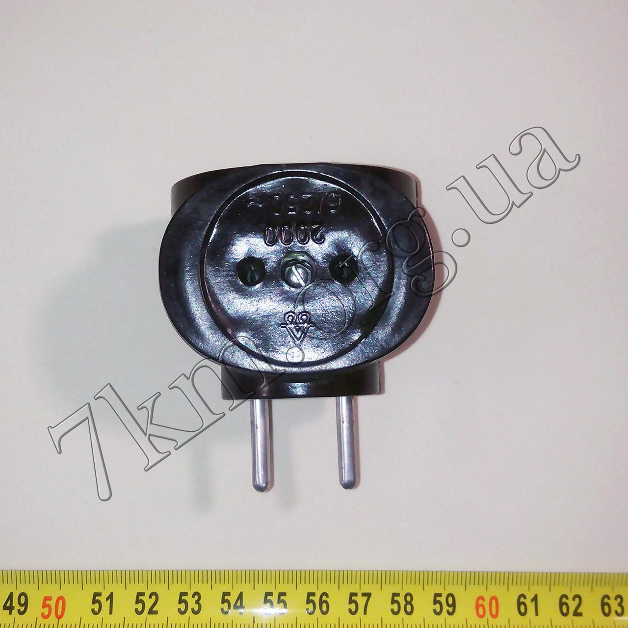 Переходной тройник електрический 250В, 10А, Т123