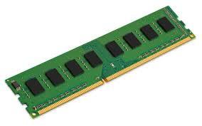 Модуль памяти Kingston DDR3, 4GB, 1600 MHz, KVR16N11S8/4, для ПК