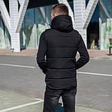 Чоловічий жилет. Чорного кольору., фото 4
