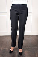 Черные женские брюки в классическом стиле, фото 1