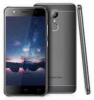 """Смартфон Doogee Homtom HT37 2/16Gb Gray, 4 ядра, 8/5Мп, 5"""" IPS, 2 SIM, 3000 мАч, фото 1"""