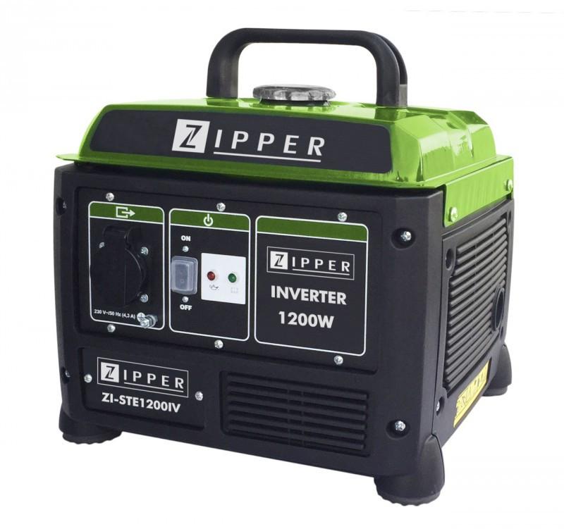 Генератор инверторный Zipper ZI-STE1200IV