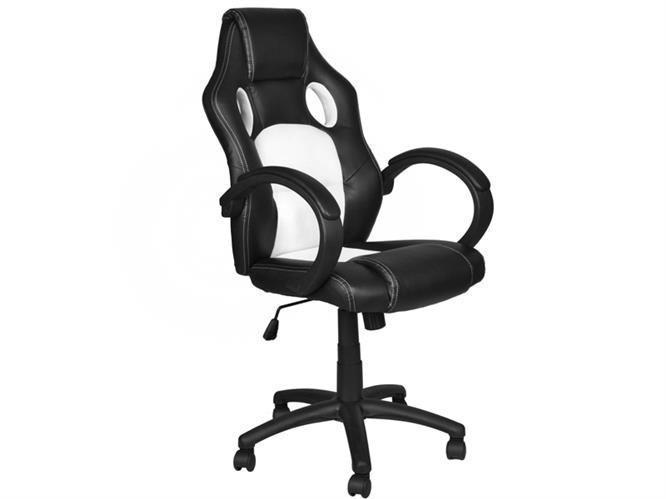 Офисное кресло - белое Malatec