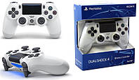 Геймпад беспроводной PlayStation Dualshock v2 Glacier White (9894759)