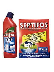 Septifos vigor-1,2 кг.+Septifos WS 750ml.