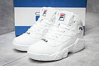 Зимние кроссовки Fila Ray X Folder, белые (30091),  [  37 39  ], фото 1