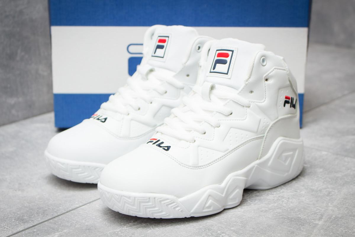 Зимние кроссовки Fila Ray X Folder, белые (30091),  [  37 39  ]